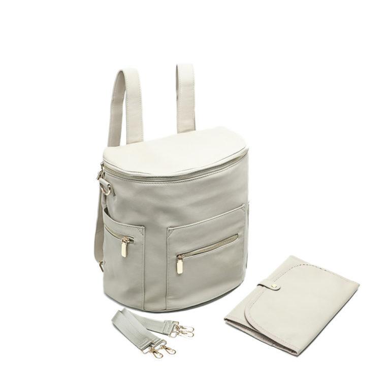 miss fong diaper bag regular grey