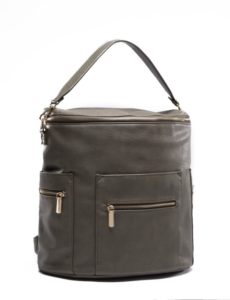 miss fong diaper bag olive-handle
