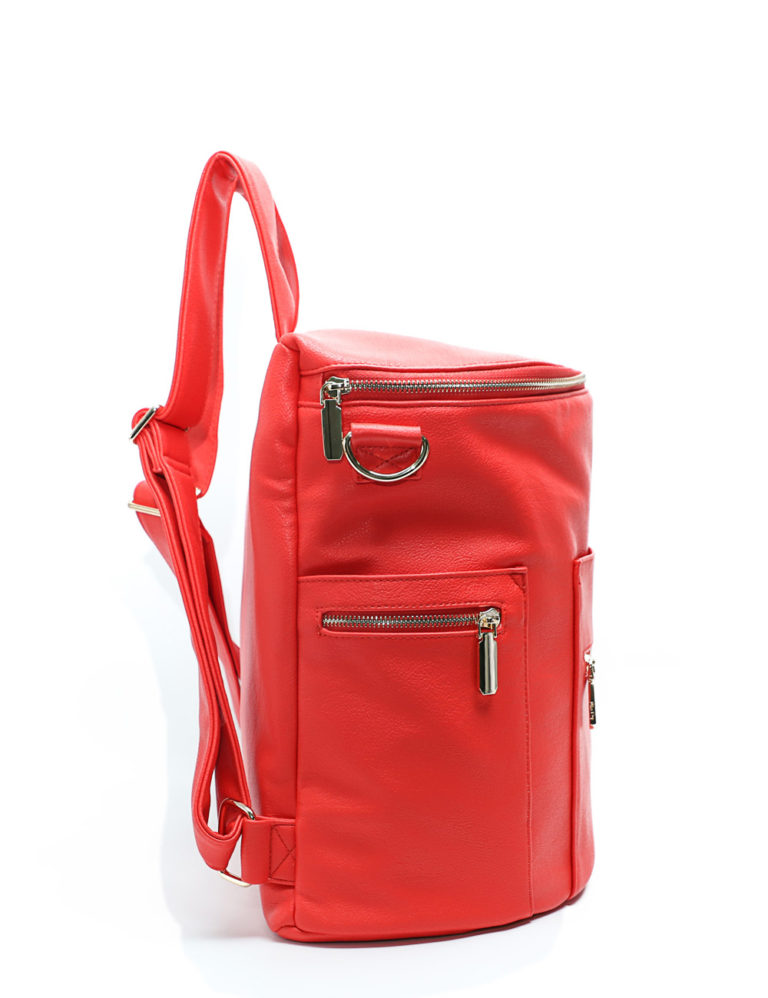 miss fong changing bag red side pocket