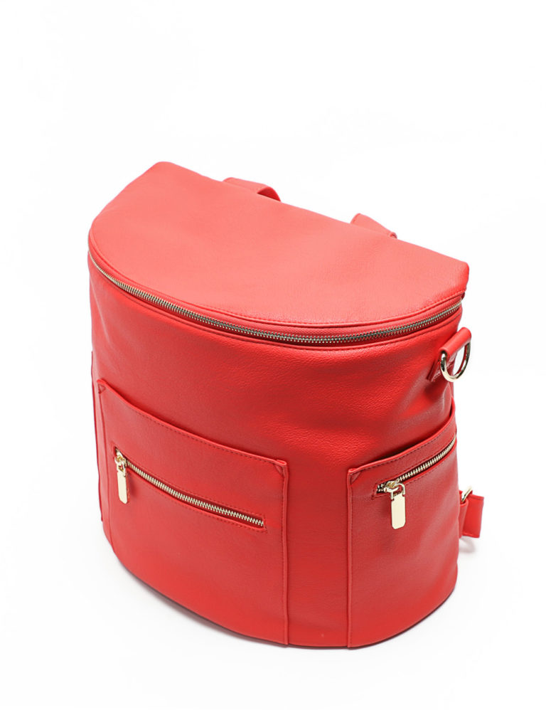 miss fong changing bag red-top view