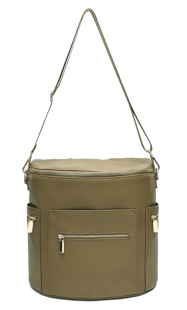 crossbody diaper bag by miss fong ivy