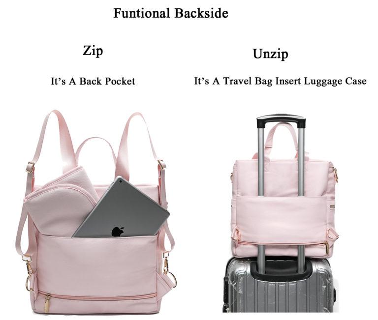 diaper backpack travel backpack