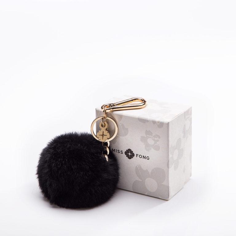 miss fong handbag charm black