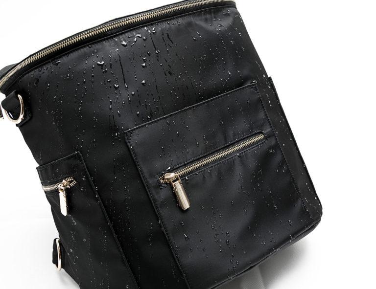 miss fong waterproof diaper backpack