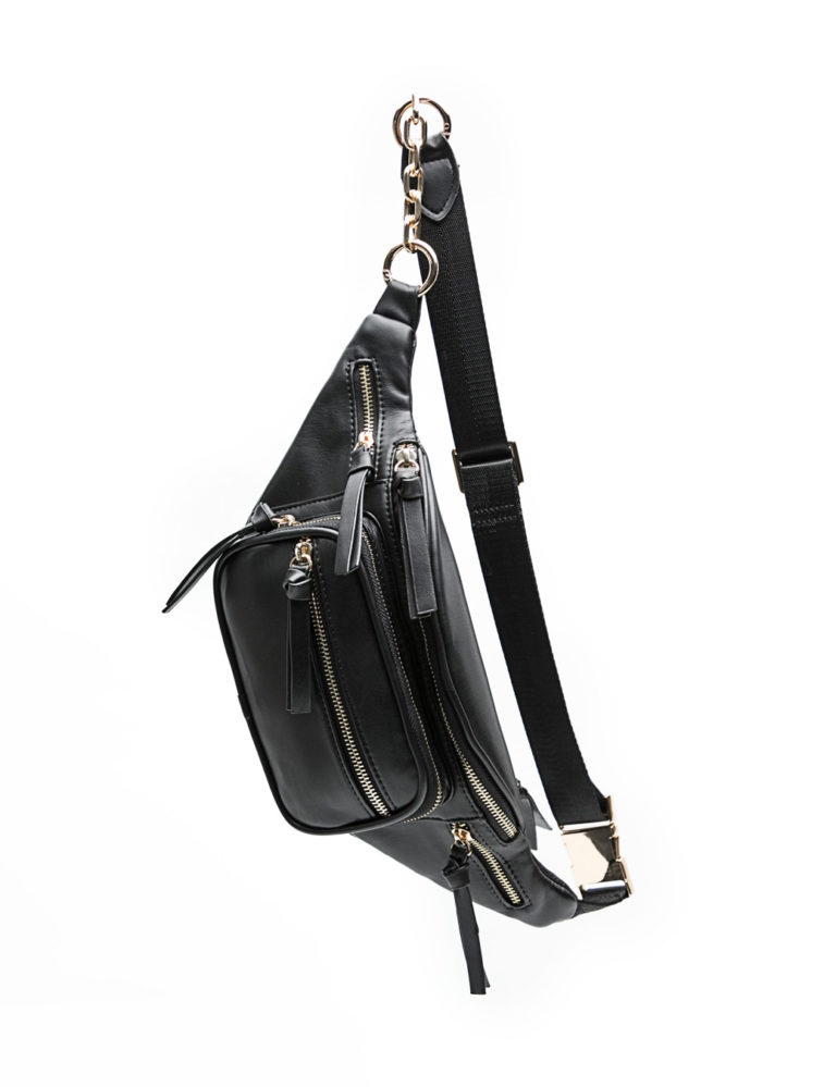 waist bag with adjustable strap