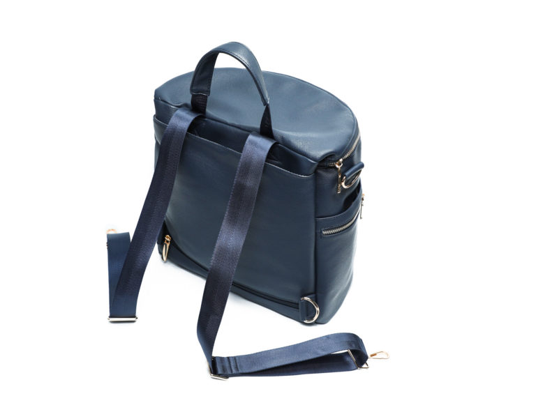 Baby Bag with Detachable Backpack Strap by Miss Fong