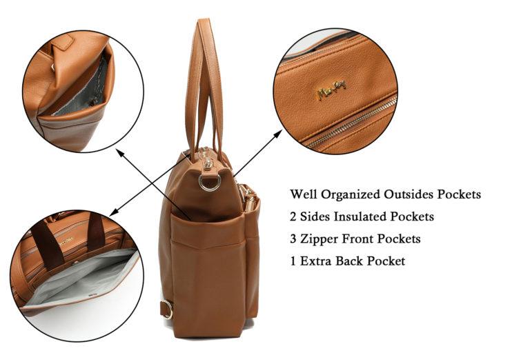 6 pockets of outsides