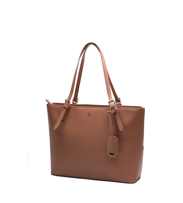 Shoulder Bag withr 14 inches Laptop -Brown