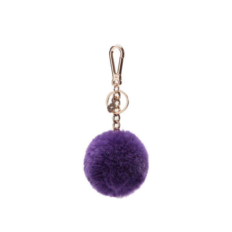 hanging decoration keyring(Purple)
