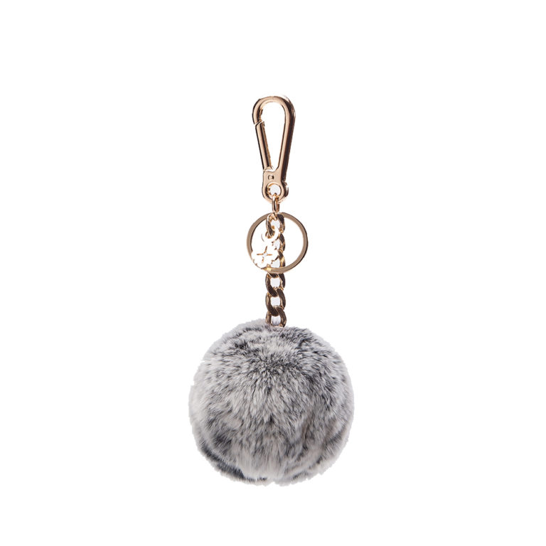 hanging decoration keyring(Grey)