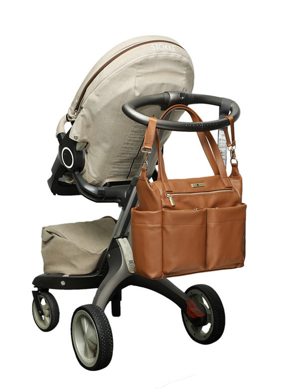miss fong diaper bag with stroller straps