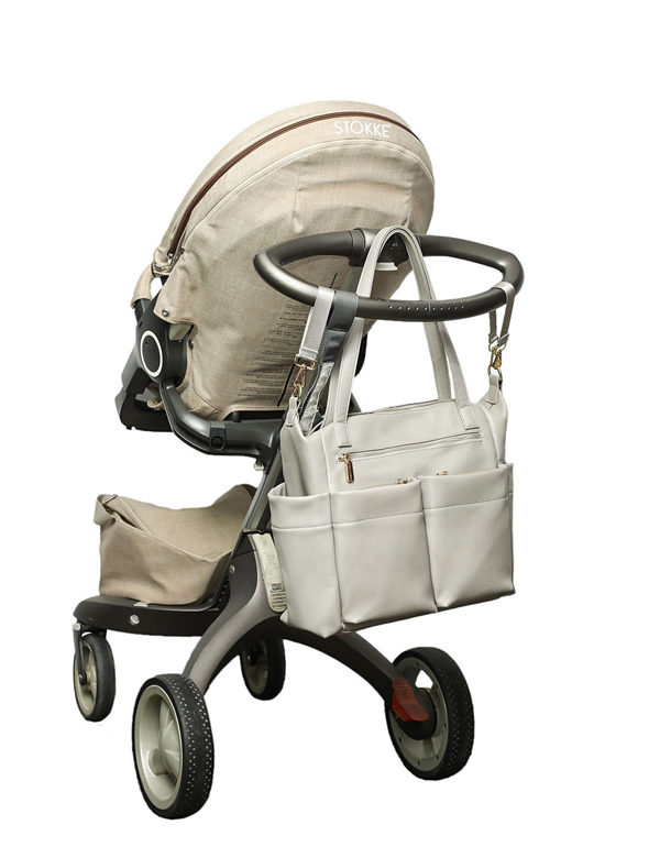 miss fong diaper bags with stroller straps