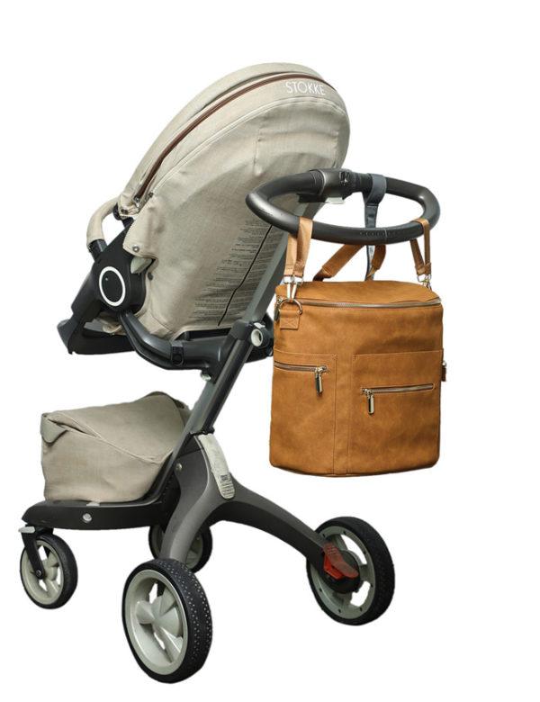 stroller straps for diaper bag