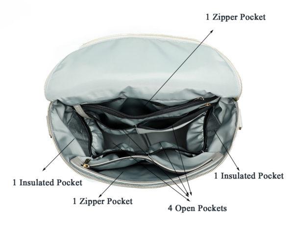 diaper bag organizer