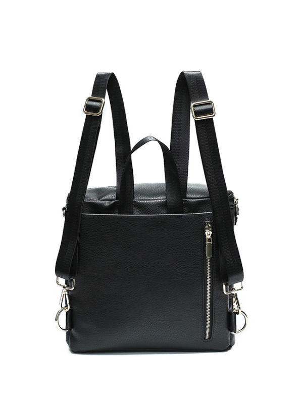 backside by miss fong black mini new