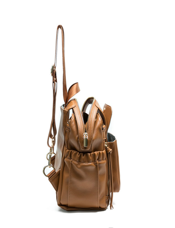 miss fong mini backpack with warm bottle holder