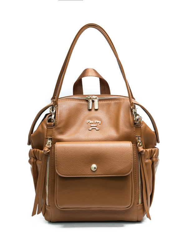 miss fong small backpack purse