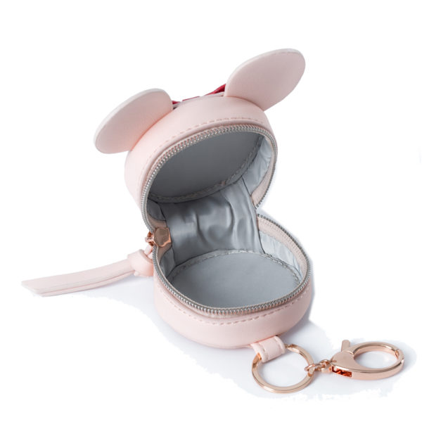 pacifier case with mouse ear