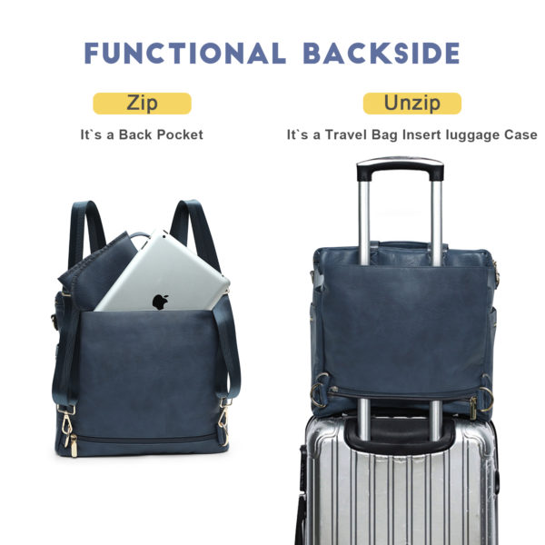 Funtional Backsides by miss fong -Navy