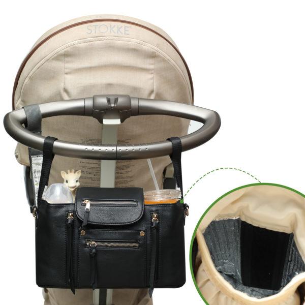 Stroller Oganizer with stroller straps