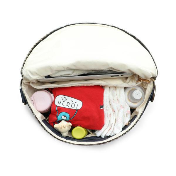diaper bag in bag organizer by miss fong