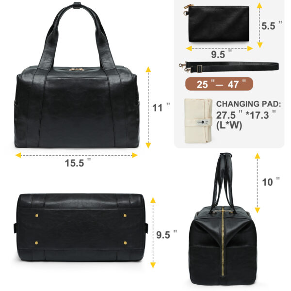 Hospital Bag Essentials for Mom by miss fong