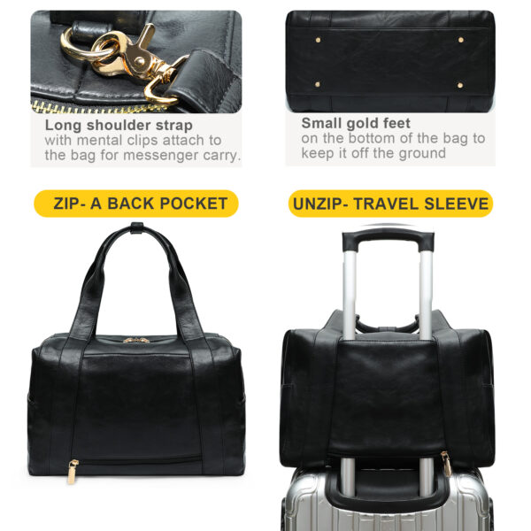 diaper bag backpack by miss fong with back pocket